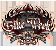 official bike week calendar of events